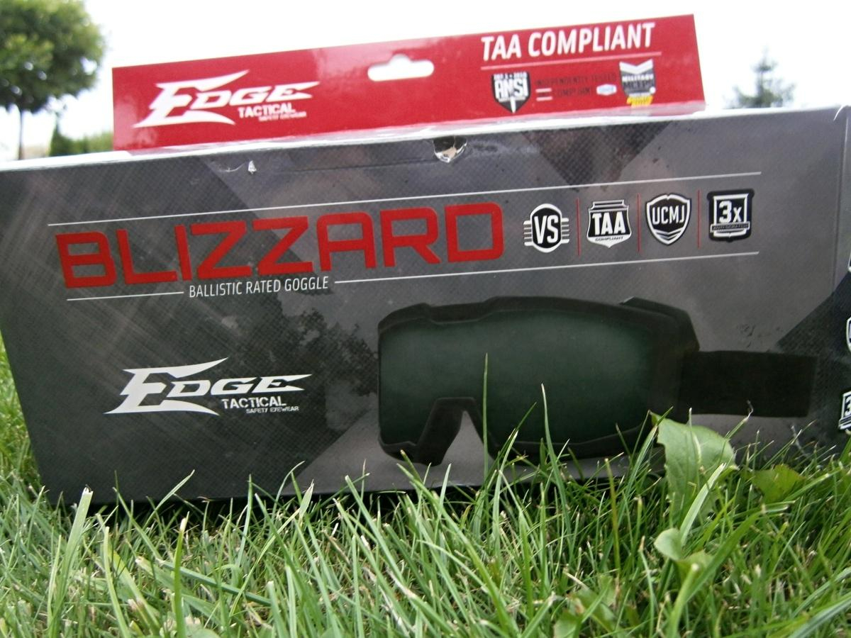 Edge Tactical Brýle - BLIZZARD
