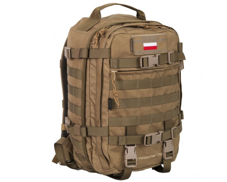 Vojenský batoh Wisport® Sparrow 30l - Coyote  0505dc8cd0