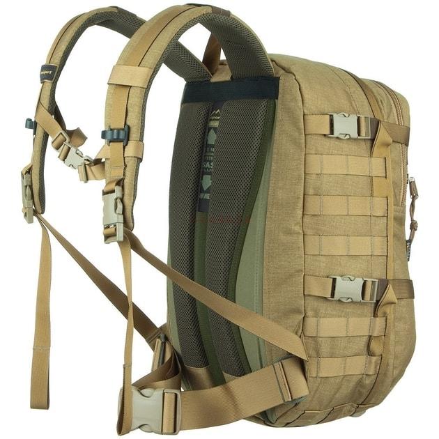 Vojenský batoh Wisport Sparrow 30l - RAL-7013  0a5720e049