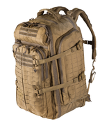 Batoh TACTIX 3-DAY First Tactical - Coyote Brown