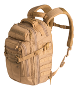 Batoh SPECIALIST HALF-DAY BACKPACK First Tactical - Coyote Brown