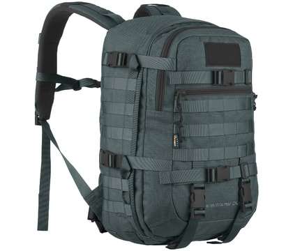Vojenský batoh Wisport Sparrow 30l - Černá  76aec5a61e