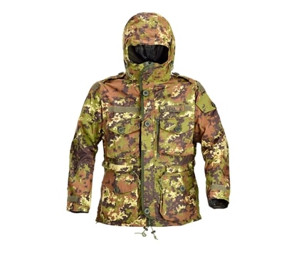 Parka SAS Smoke Jacket Defcon 5 -.Vegetato