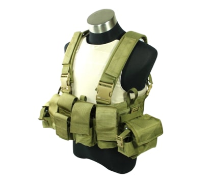 Chest rig ve stylu LBT 1961A - Khaki
