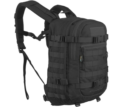 Vojenský batoh Wisport Sparrow 20l - Černá  c0984ede7f