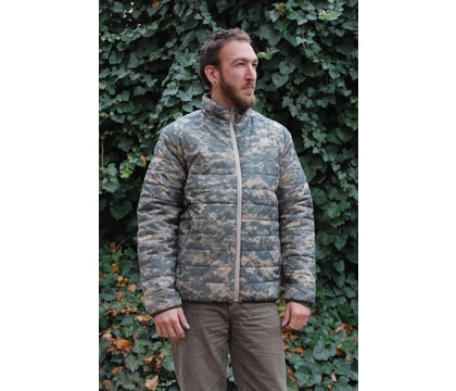 Oboustranná bunda Jameson - Softie - UCP/Foliage Green - Sleva 30%