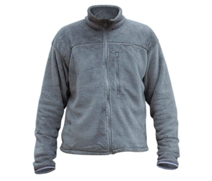 Fleecová bunda Jameson - Devgru Fleece Block - Foliage Green - Sleva 30%