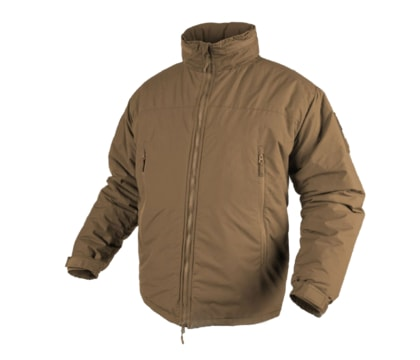 Zimní bunda Helikon-tex Level 7 Climashield® Apex - Coyote Brown