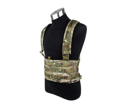 Chest rig MOLLE - MultiCam®