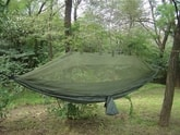 Hamaka Jungle with Mosquito Snugpak® - oliva