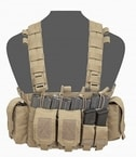 Chest Rig Falcon Warrior Assault Systems - Coyote Brown