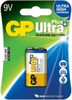 GP Ultra Plus Alkaline 9V blistr/1 ks