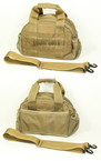STAGE BAG - Coyote Brown - Sleva 50%