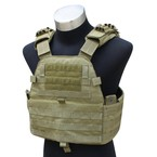 Vesta Assault Plate Carrier - Khaki